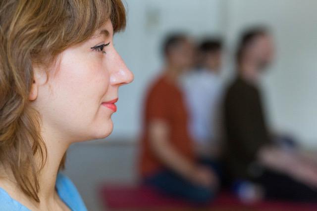 Meditationskurs im November